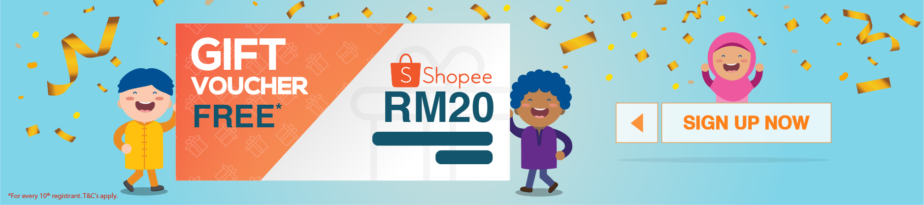 SHOPEE first 10