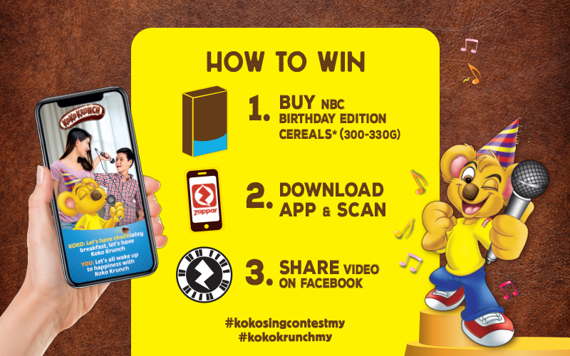 koko birthday join contest