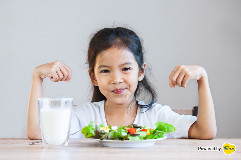 5 Fun Ways to get your Kids to Eat Healthy