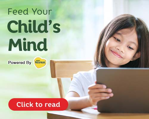 Feed your Child's Mind